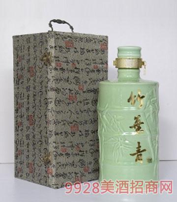 竹叶青酒礼品包装
