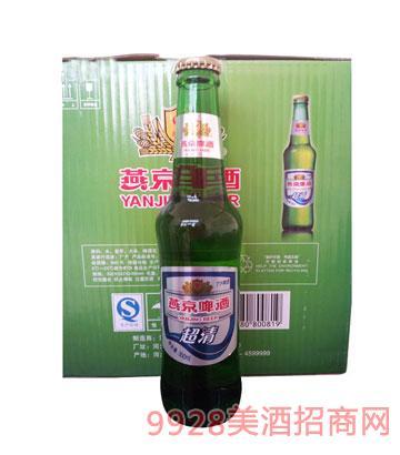 燕京啤酒超清300ml