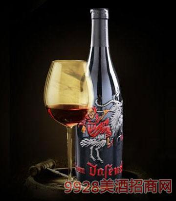 喝可喜·女巫浮雕葡萄酒1446