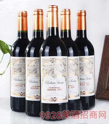 伯爵世家干红葡萄酒750ml