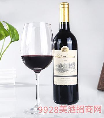 法国波尔多之星葡萄酒750ml