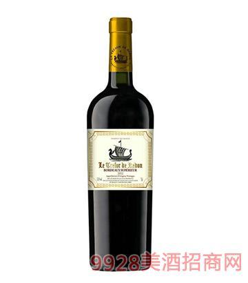 龙船家族古堡干红葡萄酒13度750ml