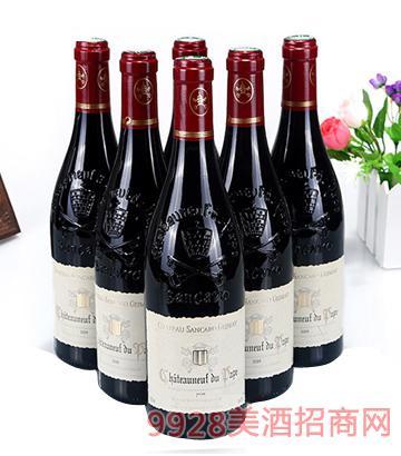 教皇新堡吉美干红葡萄酒