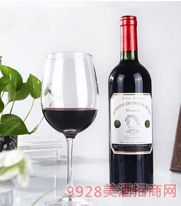 白马酒庄男爵葡萄酒
