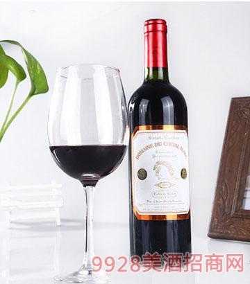 白马酒庄2010珍藏干红葡萄酒