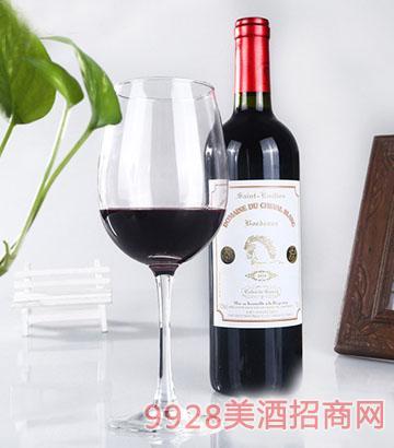 白马酒庄2010波尔多干红葡萄酒