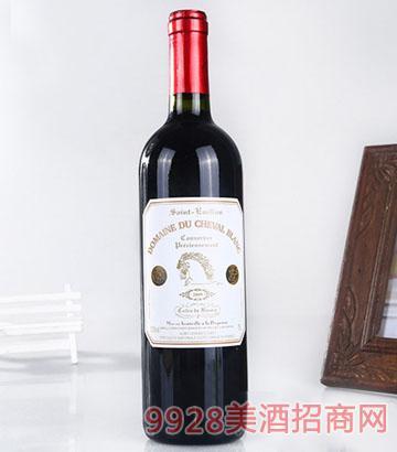 白马酒庄2009珍藏葡萄酒