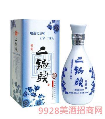二锅头(瓷韵)酒