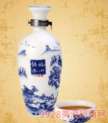 瓯山越水黄酒八年陳釀