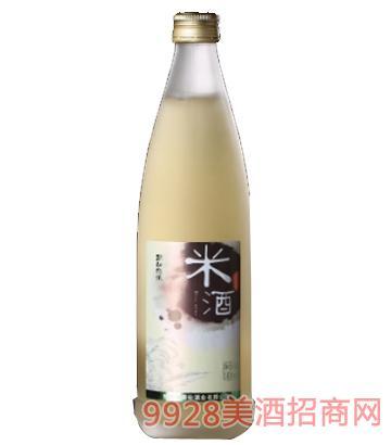 瓯山越水米酒