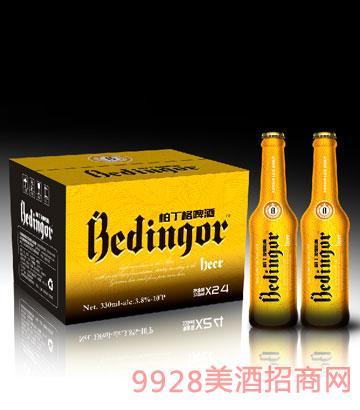柏丁格啤酒330ml夜场啤酒