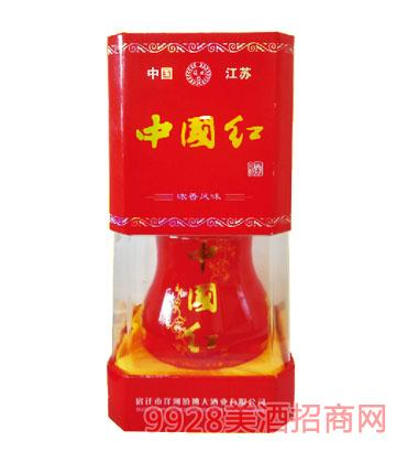中国红八角酒