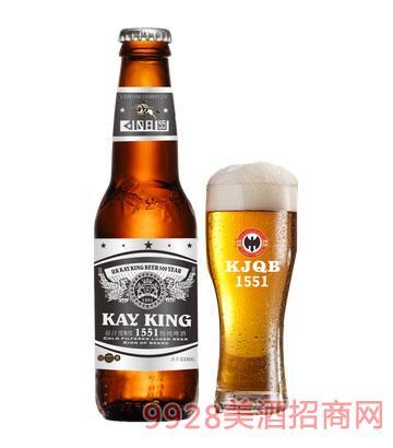 凯爵骑兵特纯啤酒