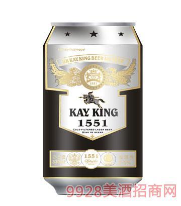 凯爵骑兵超纯啤酒