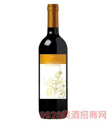 意大利维拉干红葡萄酒