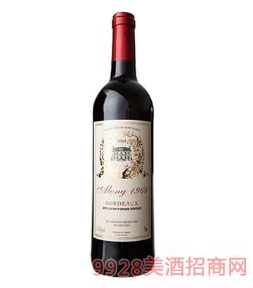 奥隆1968 波尔多红葡萄酒2009