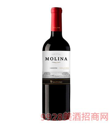 智利莫琳娜佳美娜干红葡萄酒