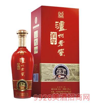 泸州老窖集团酒股份百年红
