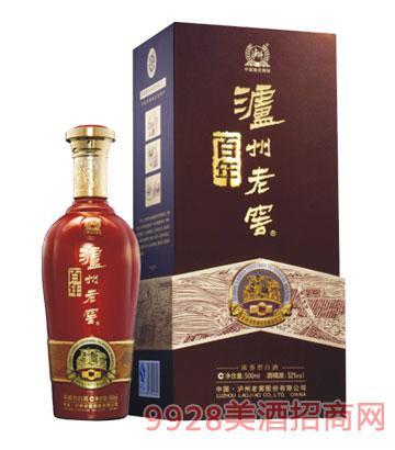 泸州老窖集团股份百年顺酒