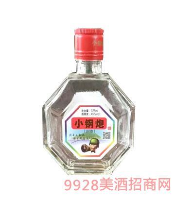 小钢炮酒六角瓶