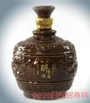 叙龙醉李庄(龙瓶)酒