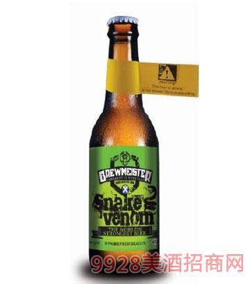 麦斯特蛇毒之液啤酒