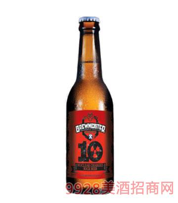 麦斯特核电荷10号啤酒
