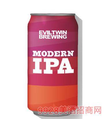 邪恶双胞胎摩登啤酒