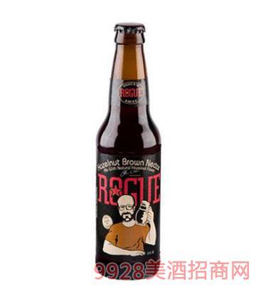 罗格棕啤酒