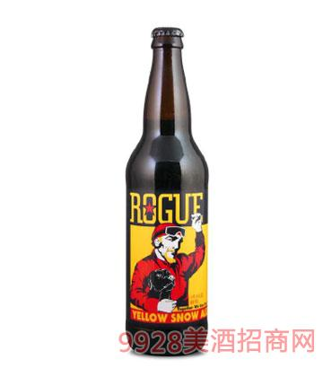 罗格黄雪啤酒
