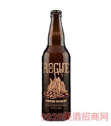 罗格新鲜烤麦芽啤酒
