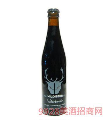 鹿头羚羊啤酒