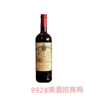 醍恩波松银典干红葡萄酒