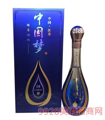 中国梦酒国梦42度500ml