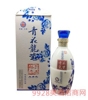 青花龙瓷酒大青花42度500ml