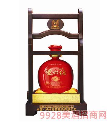 泸州福酒典藏10年礼品装