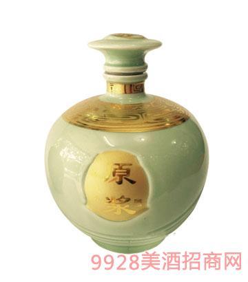 古井纯粮原酒-景德镇陶瓷2号