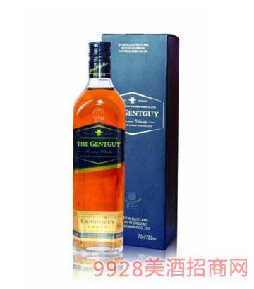 甄愛威士忌