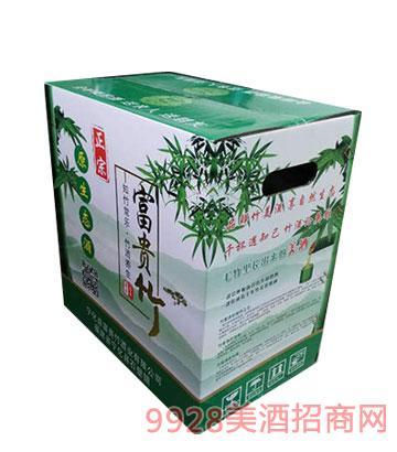 富贵竹酒盒装