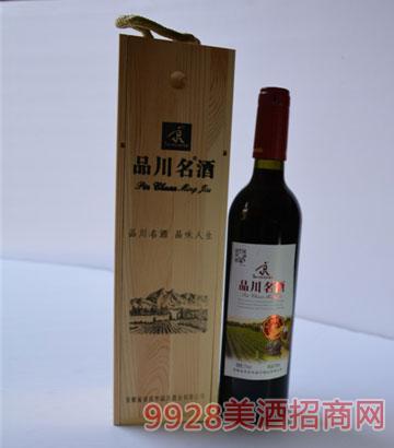 单支美乐干红葡萄酒