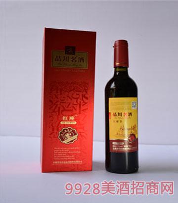 红座美乐干红葡萄酒