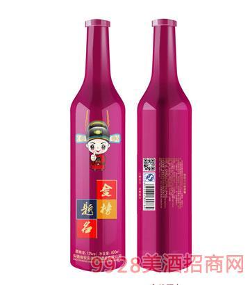 金榜题名韵丽干红葡萄酒