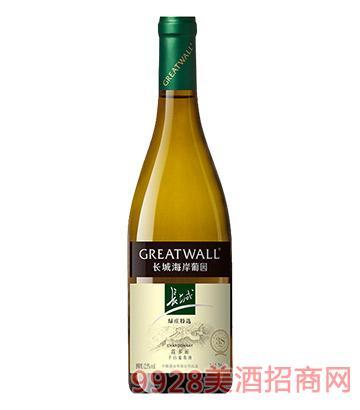 长城绿庄特选干白葡萄酒