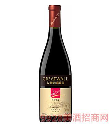 长城红庄特选干红葡萄酒