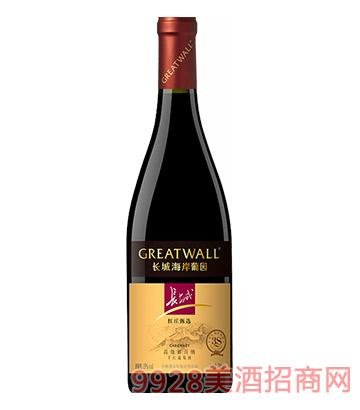 长城红庄甄选干红葡萄酒