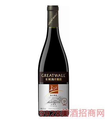 长城银庄甄选干红葡萄酒