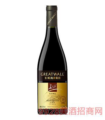长城金庄甄选干红葡萄酒