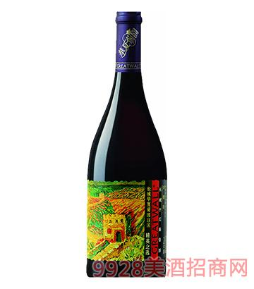 长城华夏葡园B区干红葡萄酒