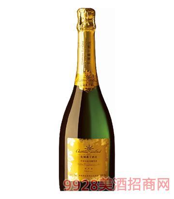 长城桑干酒庄传统法起泡葡萄酒