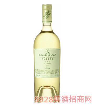 长城桑干酒庄珍藏级干白葡萄酒